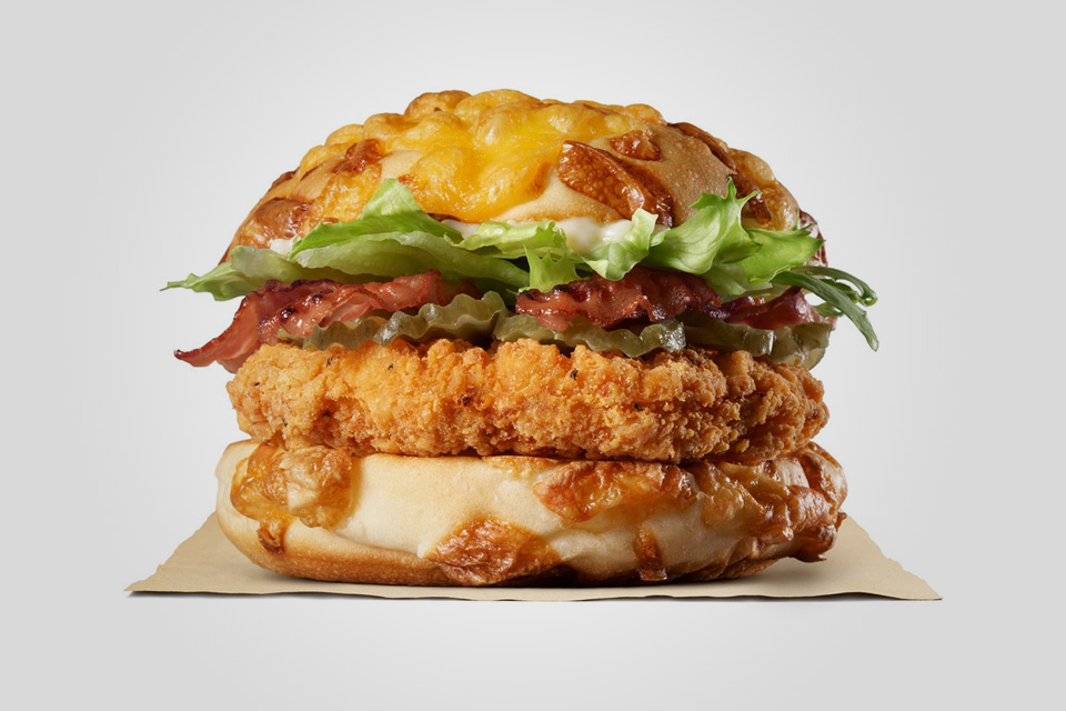Chicken de Ugly from Burger King Japan