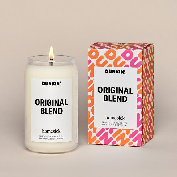 Dunkin' Original Blend Coffee Candle from homesick