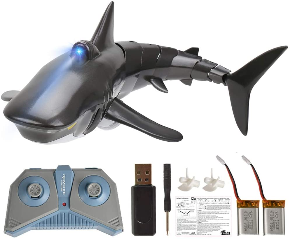 GearRoot Remote Control Shark Toy