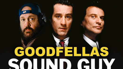 Goodfellas Sound Guy from Kevin James