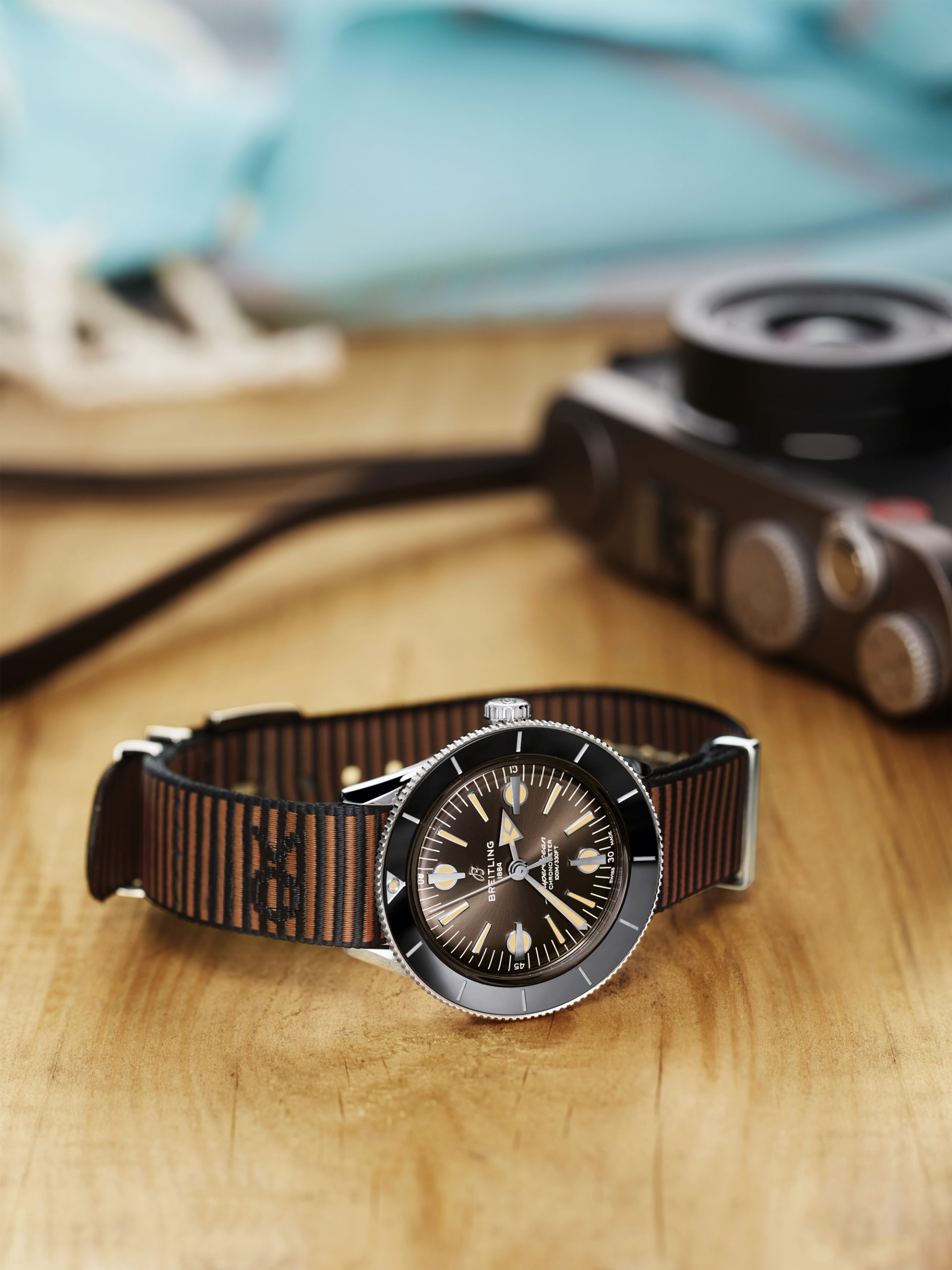 Breitling Launches the Superocean Heritage '57 Outerknown