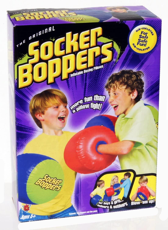 Socker Boppers Boxing Pillows for Kids