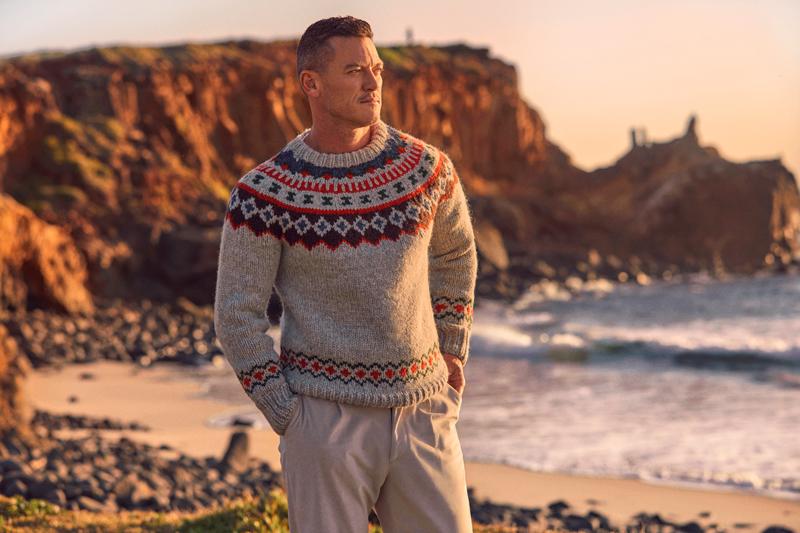 Todd Snyder Canada Faire Isle Sweater