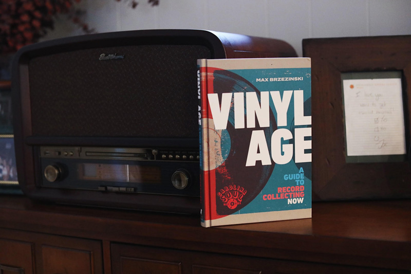 Vinyl Age: A Guide to Record Collecting