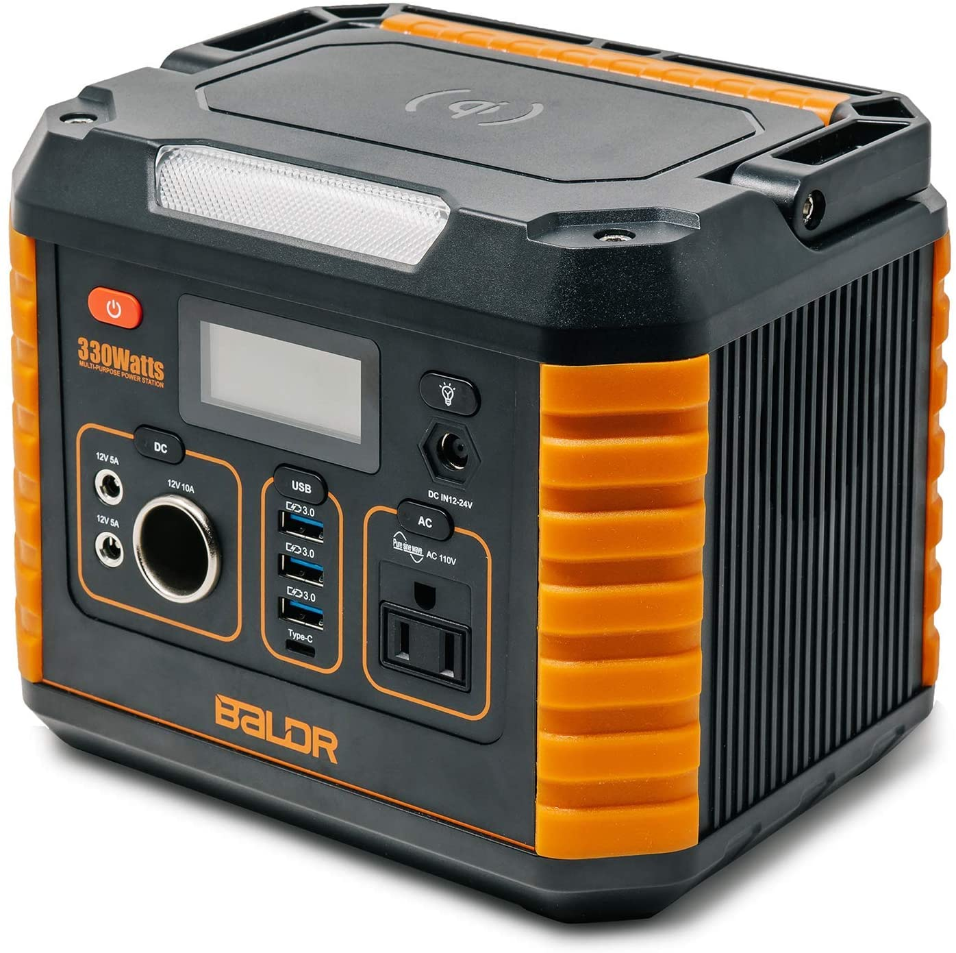 BALDR Portable Power Station 330W