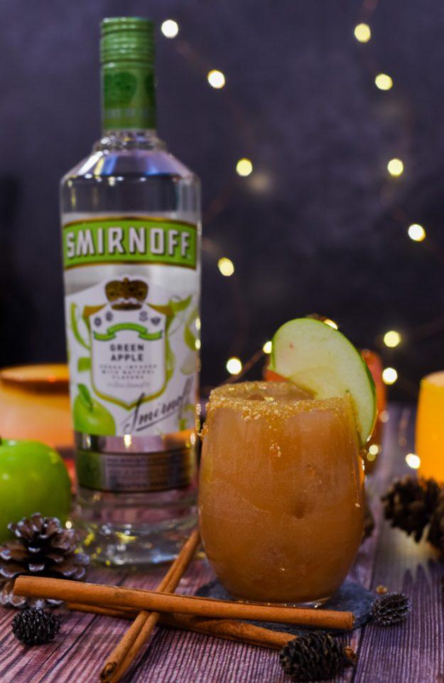 Smirnoff Green Apple Cider recipe