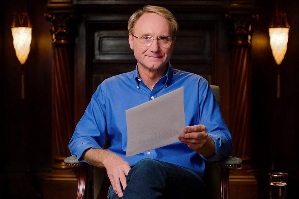 Learn how to write thrillers from Dan Brown