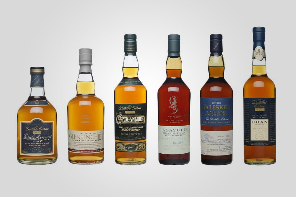 Diageo's 2020 Distillers Collection