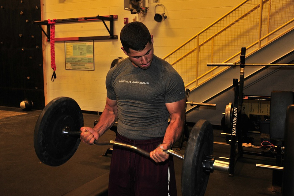 Improve performance in gym