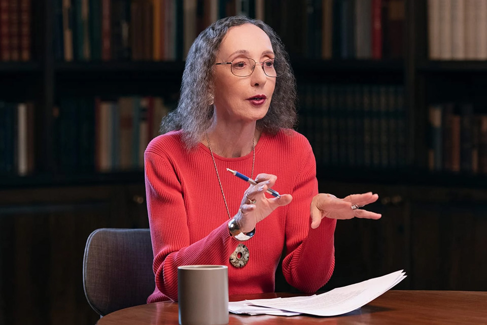 Short story writing lessons from Joyce Carol Oates