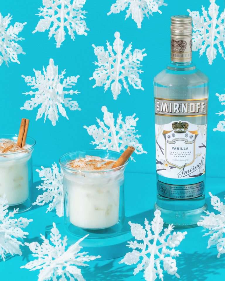 Smirnoff Holiday cocktails