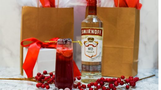 Smirnoff Holiday Cocktail Recipes