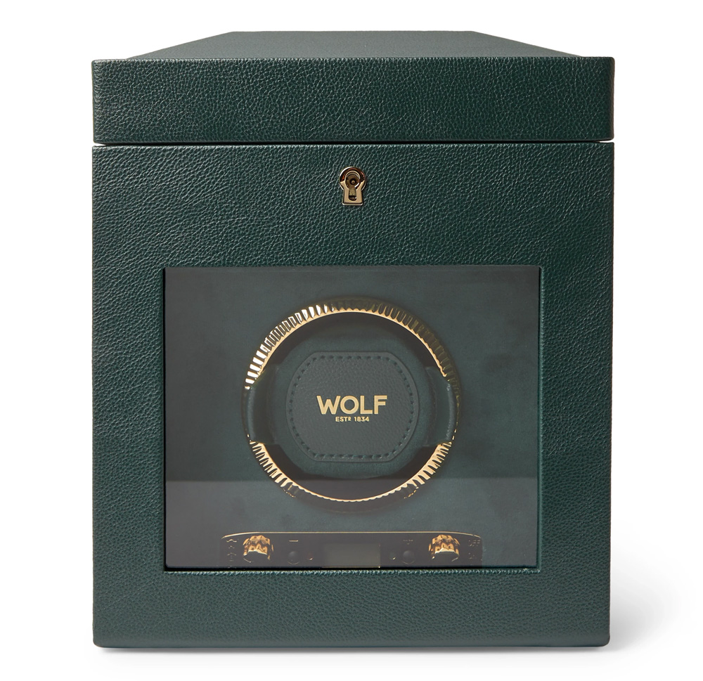 WOLF Watch Winder Box Review
