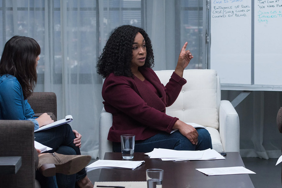 Writing lessons from Shonda Rhimes