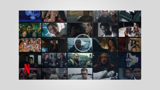 2021 Netflix Film Slate