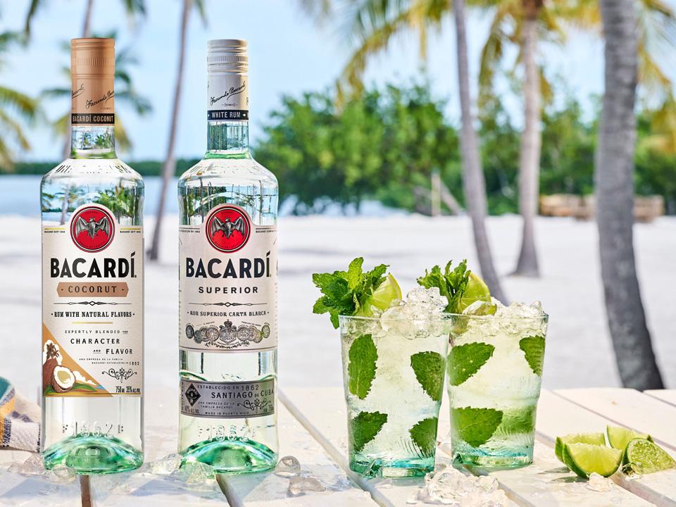 Bacardi Coco Conga Cocktail recipe