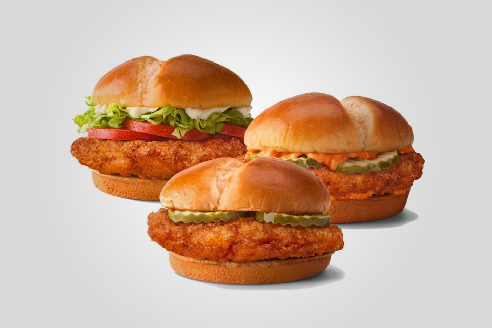 New Chicken Sandwiches from McDonalds