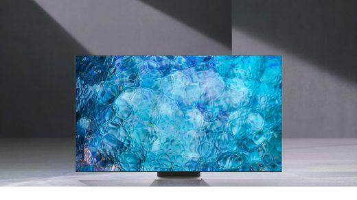 Samsung Neo QLED QN900A 8K TV