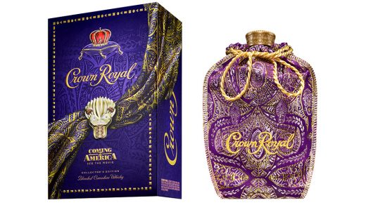 Crown Royal x Coming 2 America Limited Edition Pack