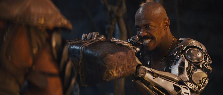 Jax Briggs in Mortal Kombat