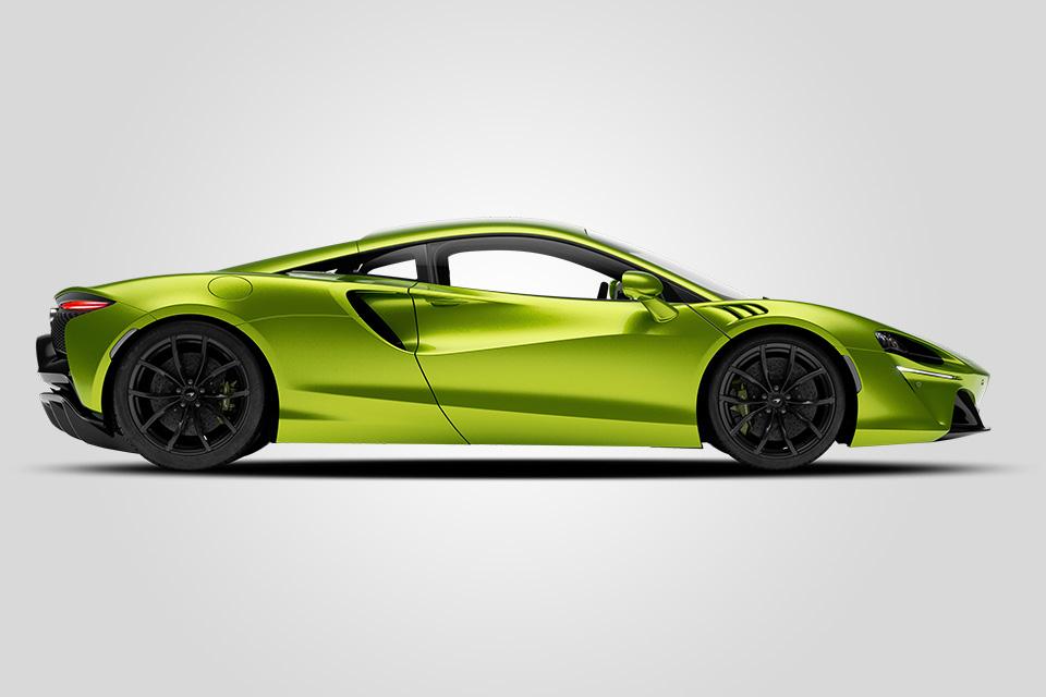 McLaren Artura Coupe