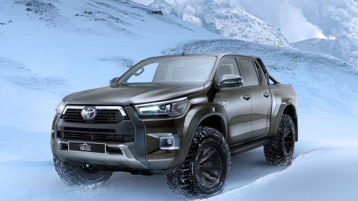 Arctic Trucks x Toyota Hilux AT35 Pickup Release
