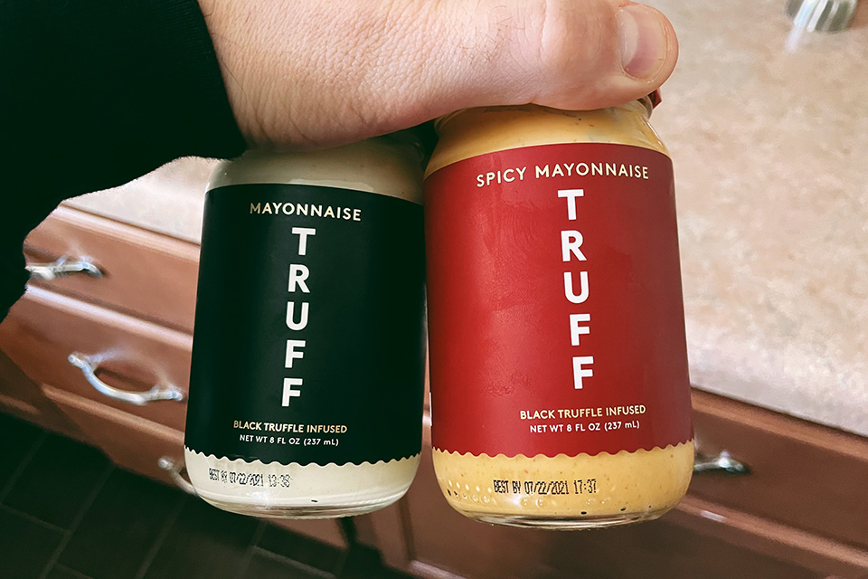 TRUFF Mayonnaise review