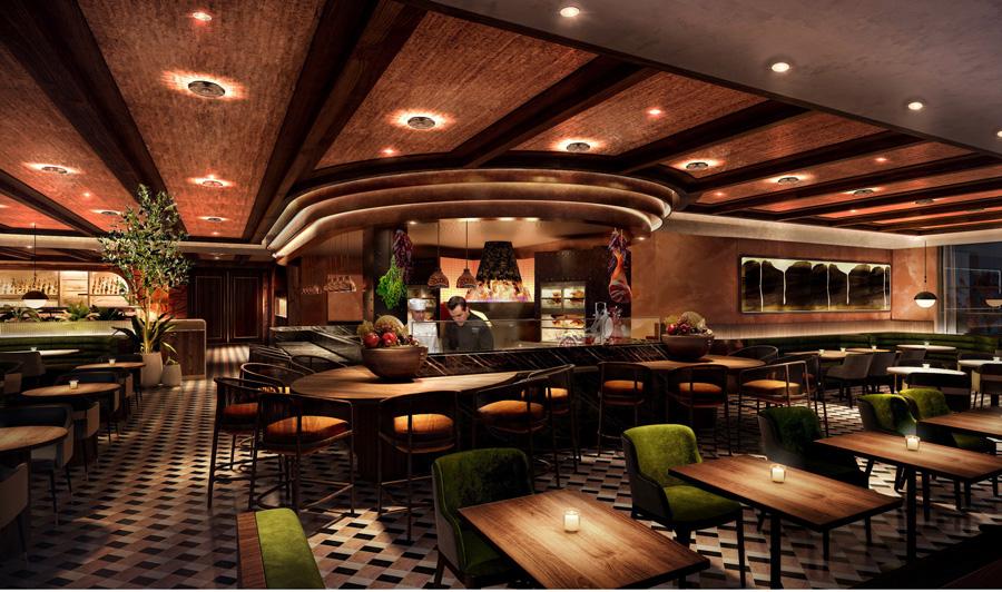 Virgin Hotels Las Vegas - Todd English Olives