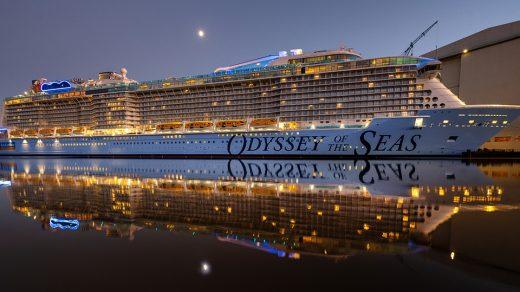 Royal Caribbean Odyssey of Seas