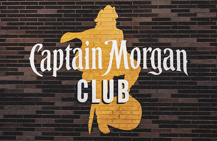 The Captain Morgan Club at Q2 Stadium East Club