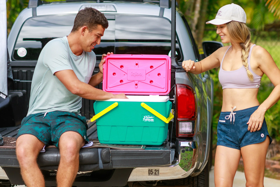 Colorful coolers for Summer under $300