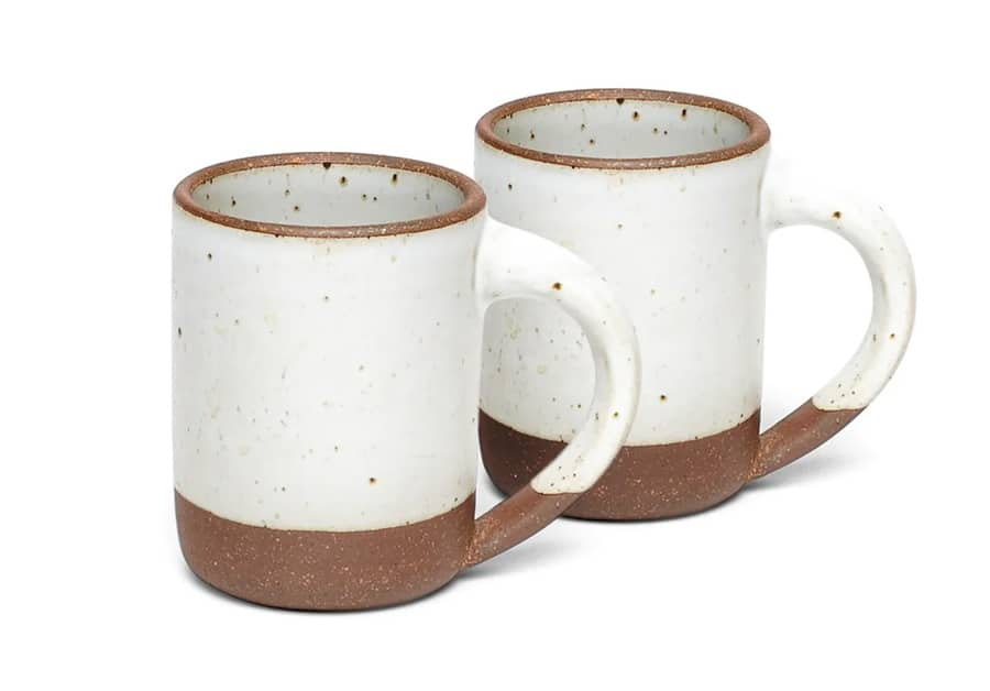East Fork Pottery Rustic Mugs