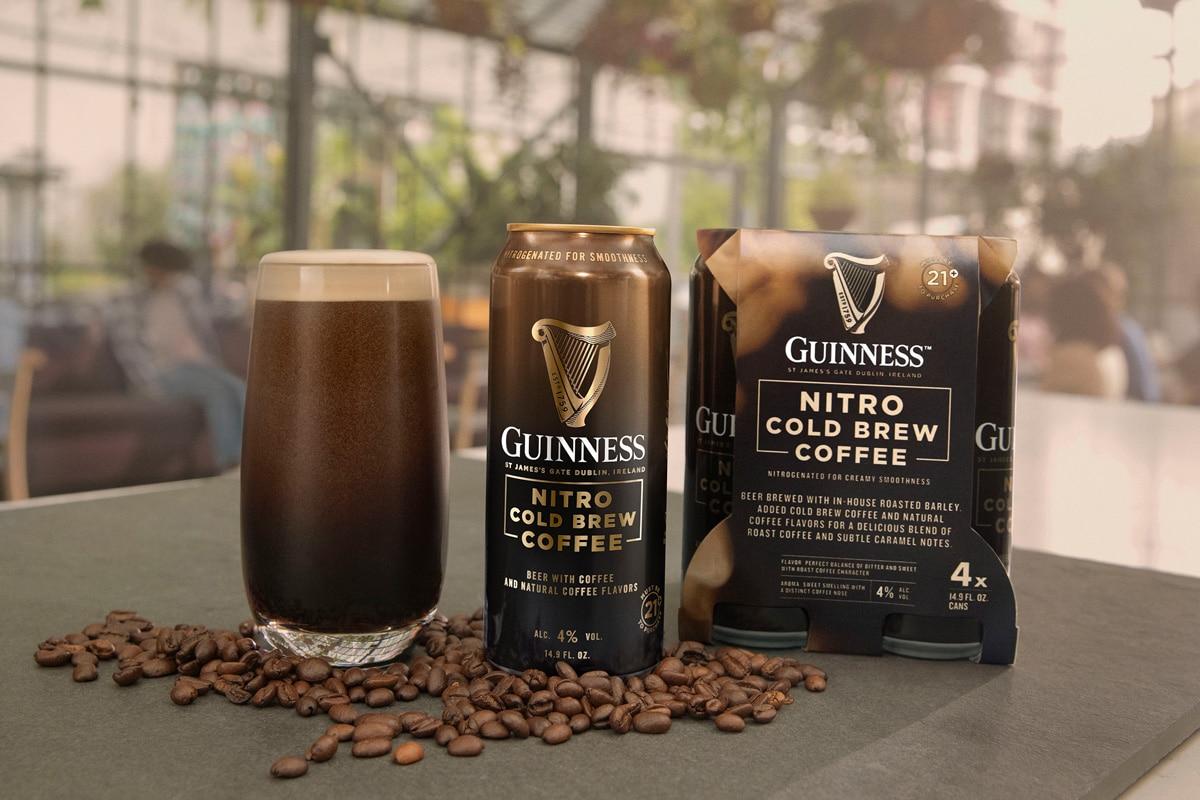 Guinness Nitro Cold Brew Coffee