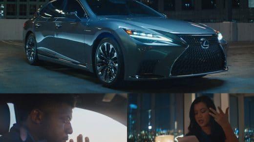 Lexus 'Modern Leaders' Marketing Campaign
