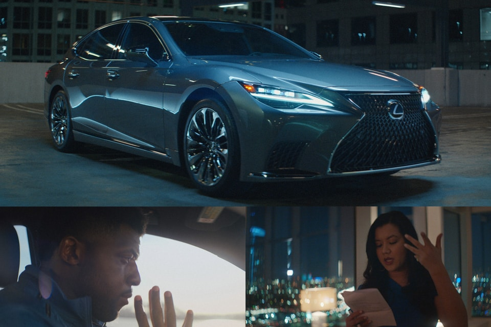 Lexus 'Modern Leaders' Marketing Campaign