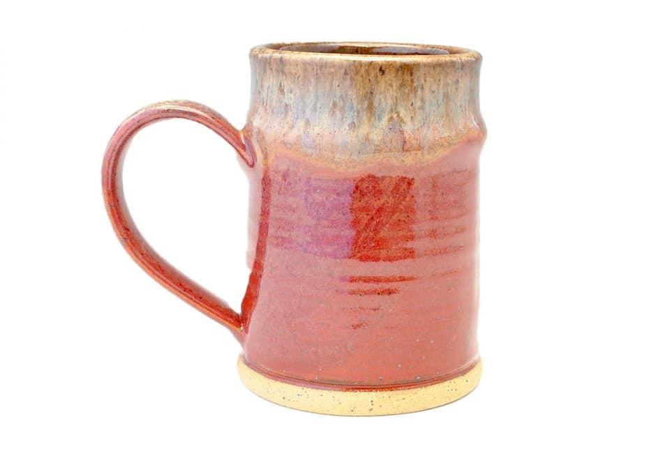 MistyMorningPots Rustic Mugs