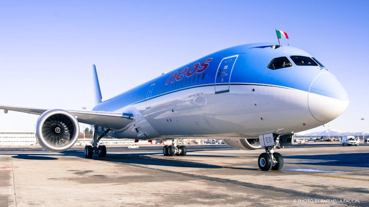 Neos airlines