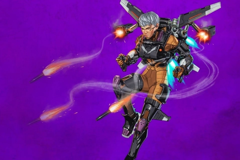 Apex Legends new champion, Valkyrie