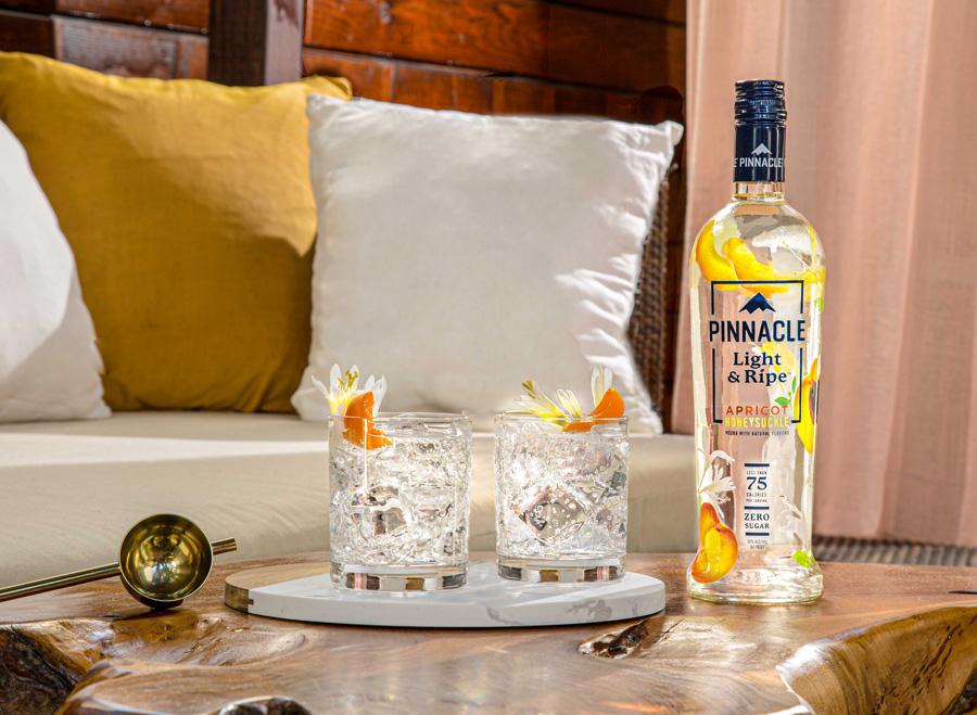 Pinnacle Light & Ripe recipes