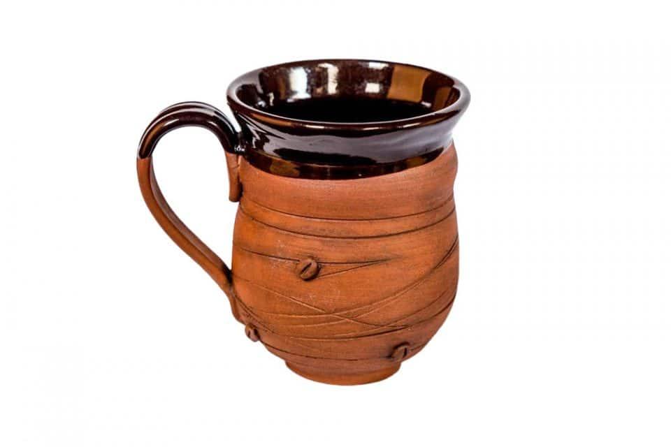 Rustic Ceramic Coffee Mugs