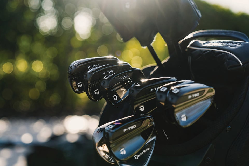 TaylorMade Golf Unveils New P•790 Black Irons