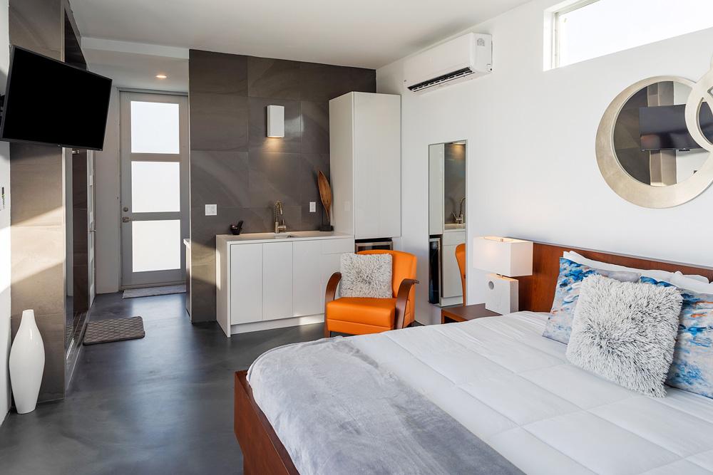 Villa Bedroom at White Villas