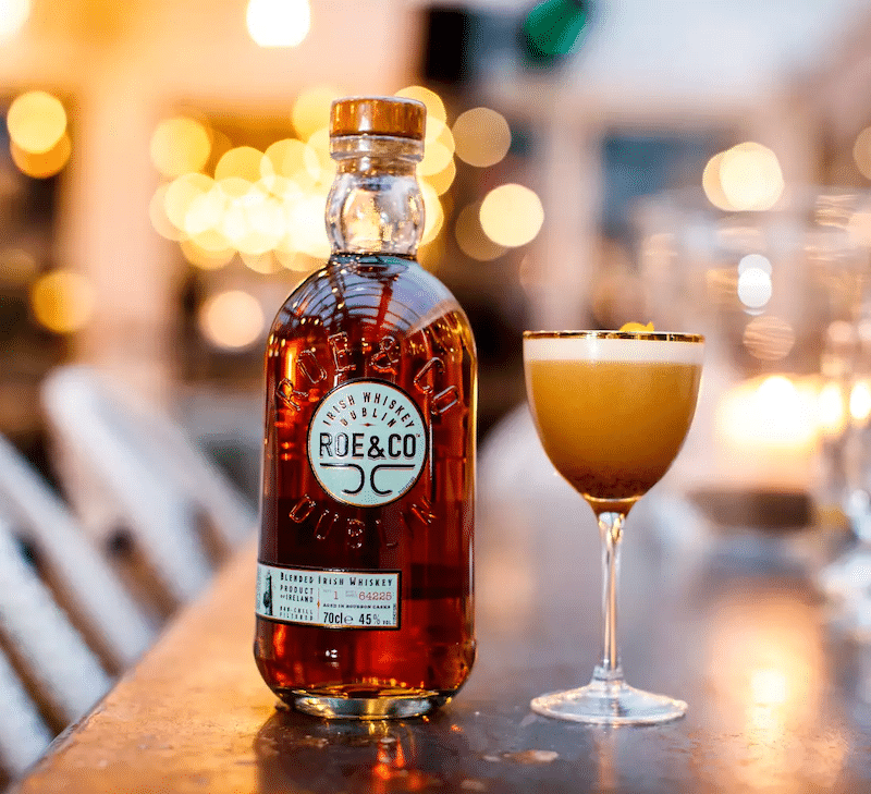 Roe & Co Cold Brew Cocktail Recipe