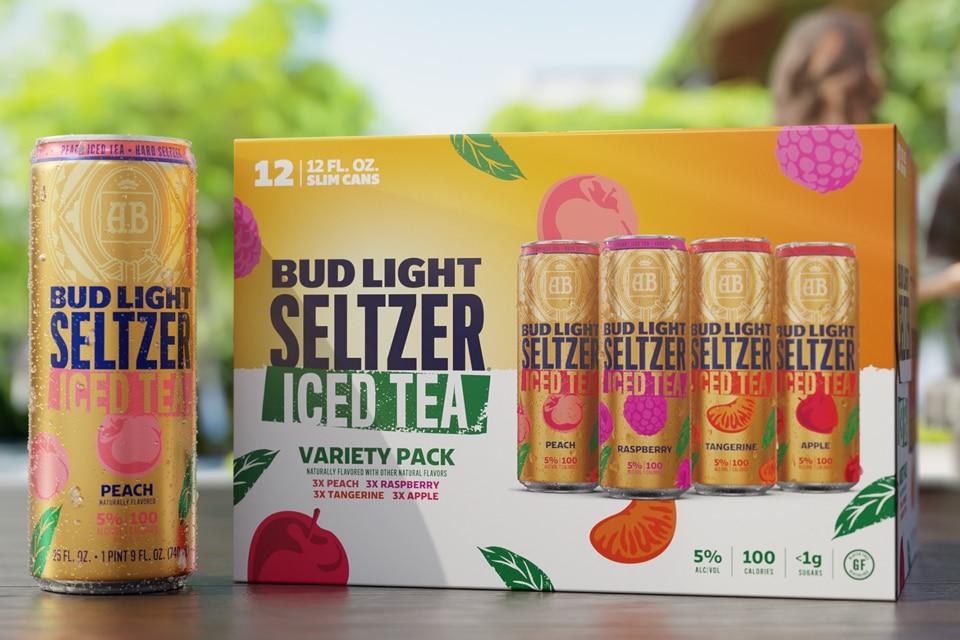Bud Light Seltzer Iced Tea Variety Pack