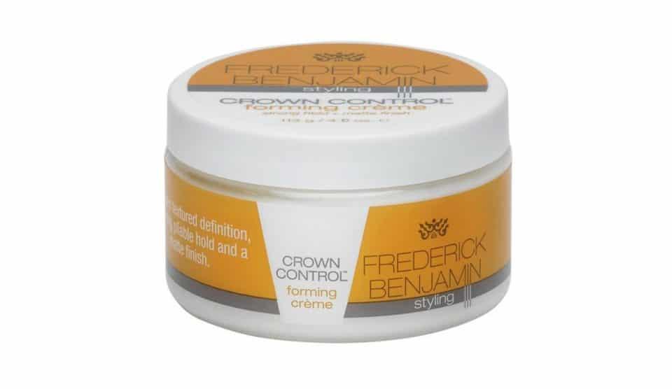 Frederick Benjamin Crown Control hair product