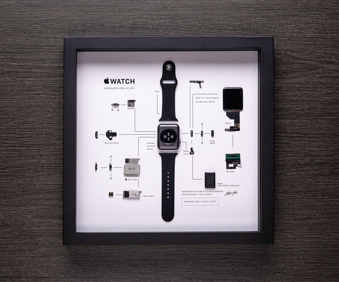 Grid Studio Apple Watch