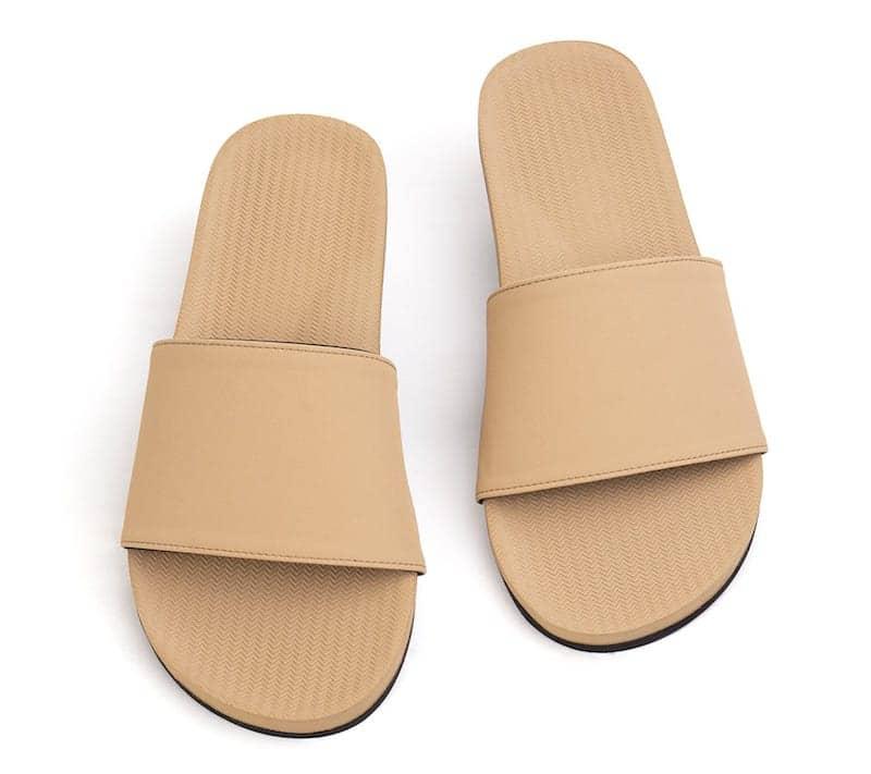 Indosole men's slides