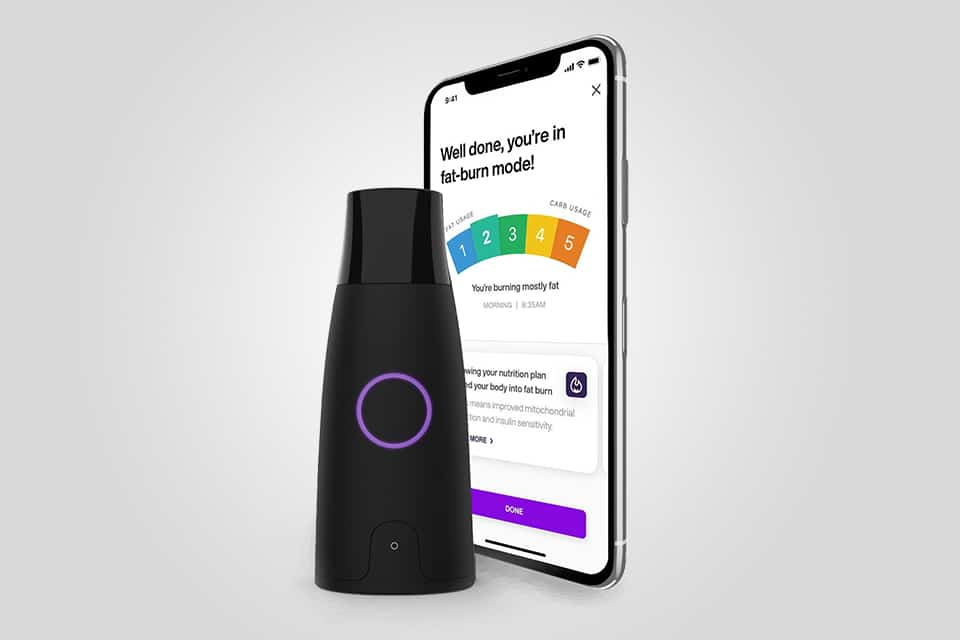 Lumen Review: Metabolism tracking device