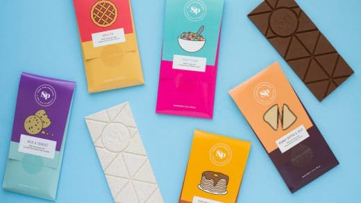 Sugar Plum Chocolates releases nostalgic chocolate collection