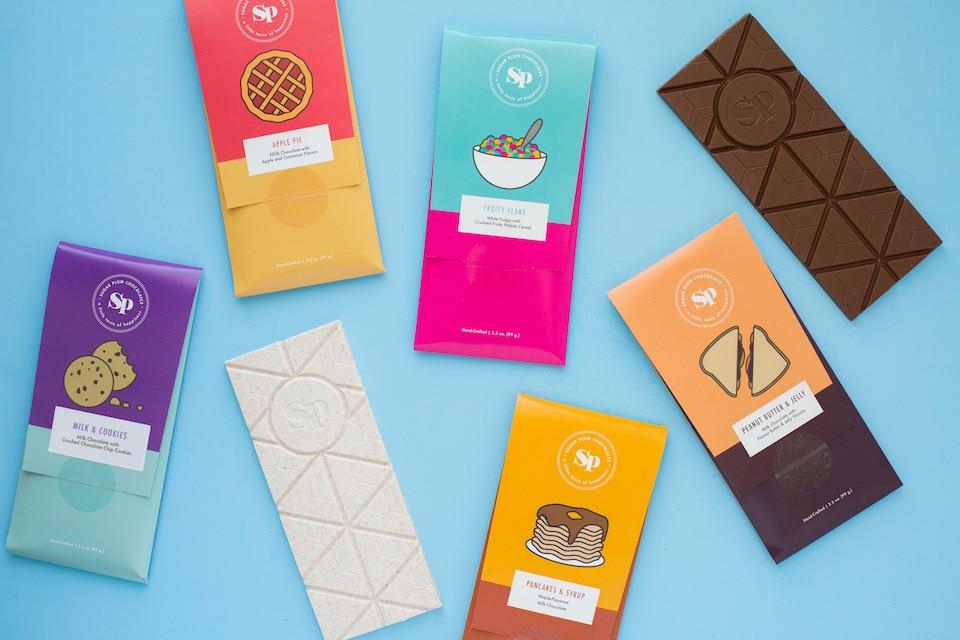 Sugar Plum Chocolates releases nostalgic chocolate collection